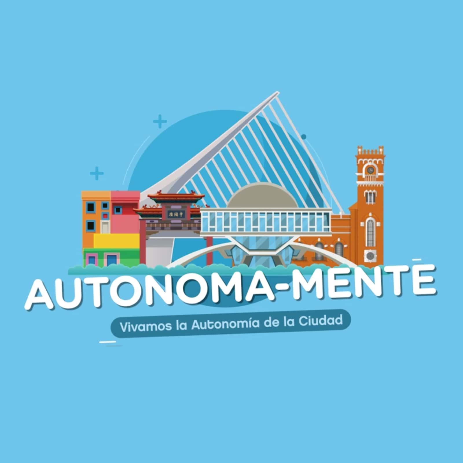 AUTÓNOMAMENTE – GOB. DE LA CIUDAD DE BS. AS.