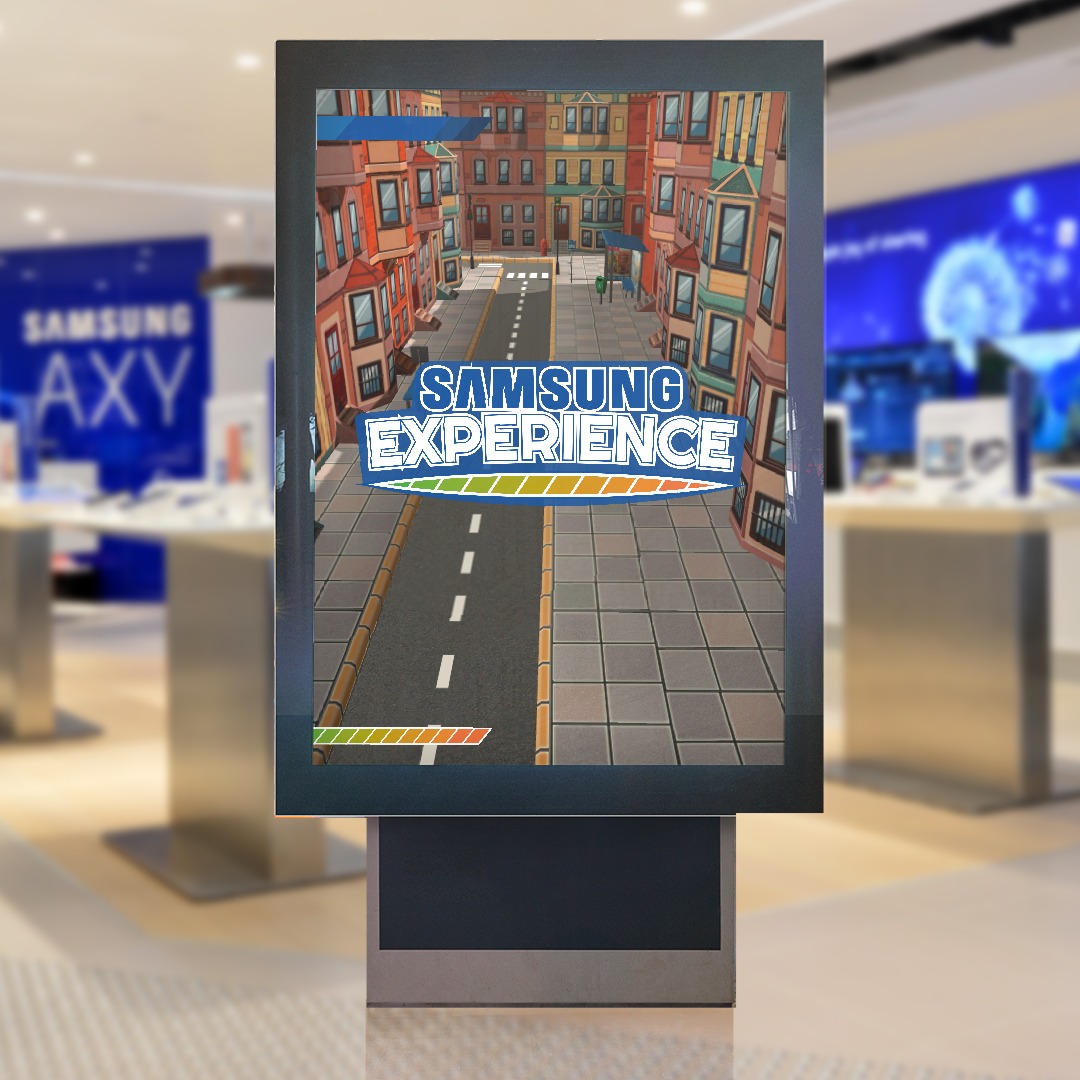 SAMSUNG EXPERIENCE – LOCALES